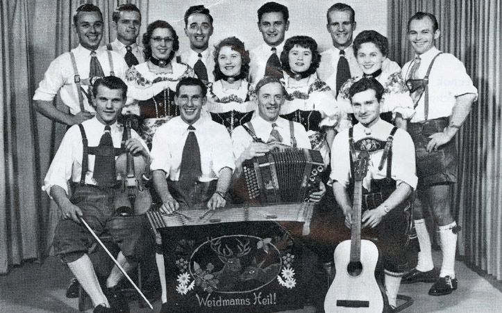 1956 - First Group Picture