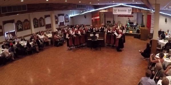 Choir Heimatecho