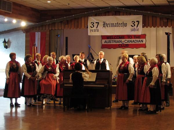 Austrian Choir Heimatecho